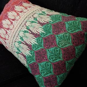 NWT Bohemian Style Accent Pillow